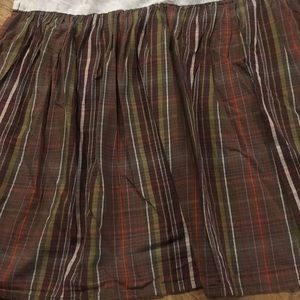 Ralph Lauren Twin Skirt Luxury Linens, River Rock
